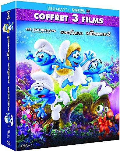 2 + Les Schtroumpfs, Le Village Perdu [Blu-Ray + Digital Ultraviolet] 1